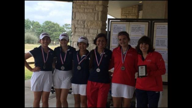 Lake B golf team takes second at Timber Creek
