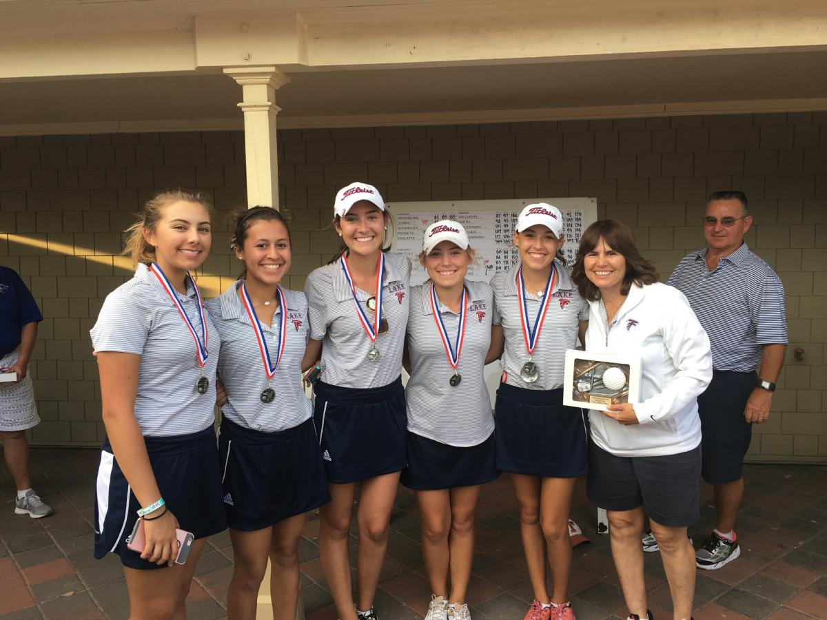 Clear Lake Takes 2nd at Galveston Country Club